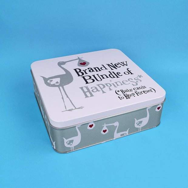 Brand New Bundle Of Happiness Tin - BSTIN129