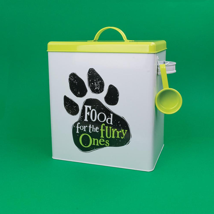 Food For The Furry Ones Tin - BSHHM33