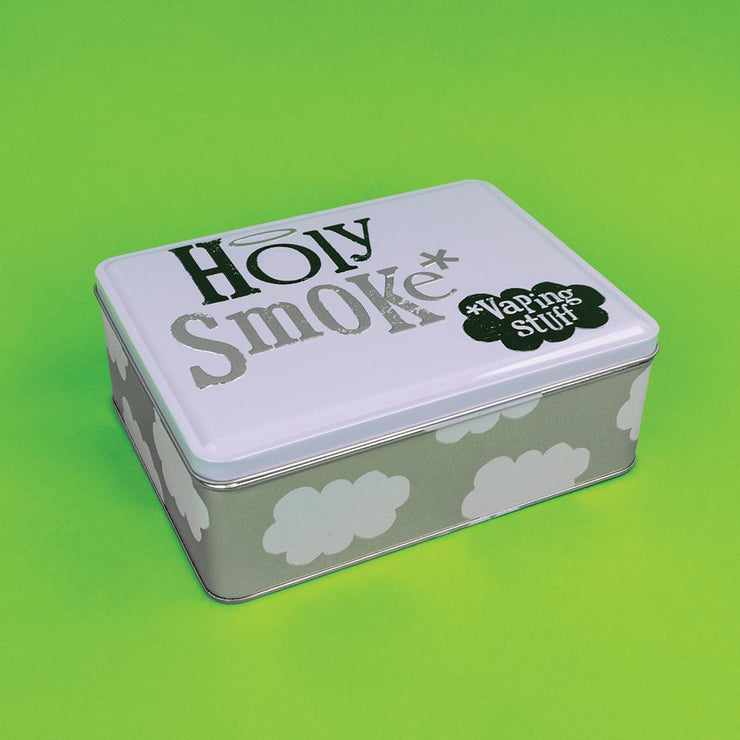Holy Smoke Vape Tin