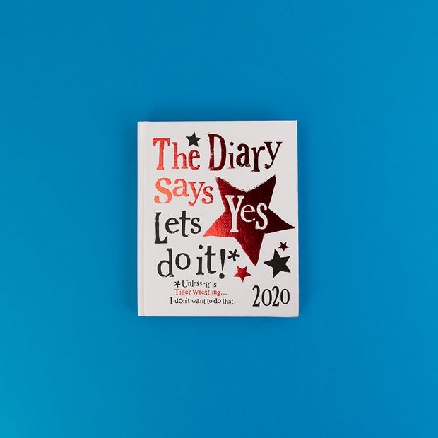 Lets Do This 2020 Brightside A5 Diary - BSD20