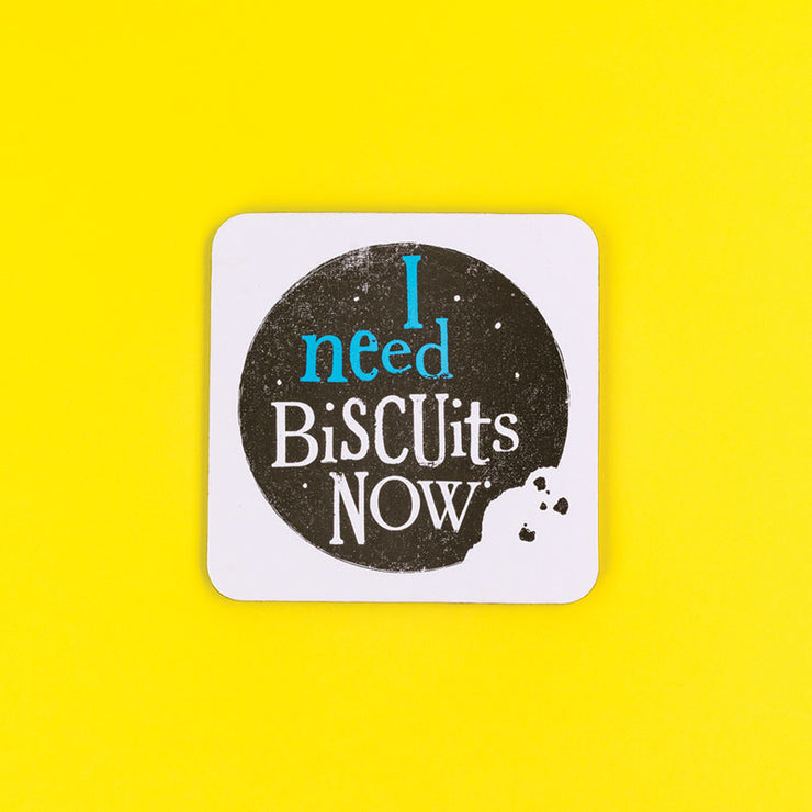 I need biscuits now Coaster - BSHHW118