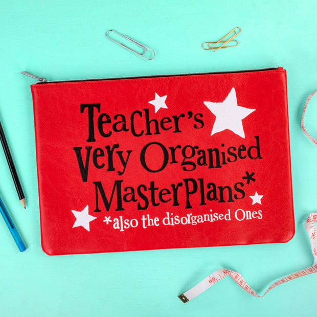Teacher's A4 Pouch - BSMH95