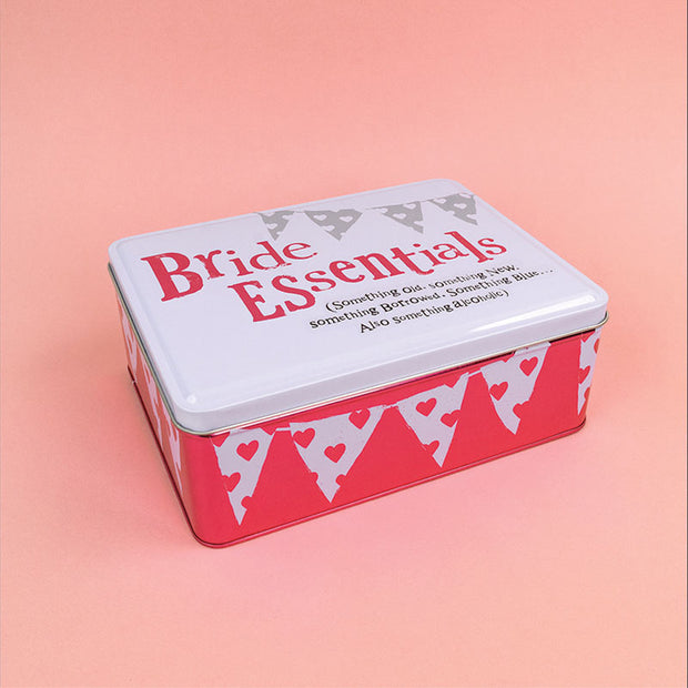 Bride Essentials Tin - BSTIN94