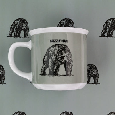 Grizzly Man Mug