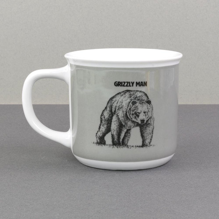 Grizzly Man Mug - FBMUG04