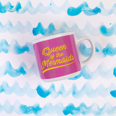 Queen Of Mermaids Mug - FBMUG03