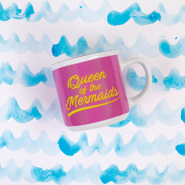 Queen Of Mermaids Mug