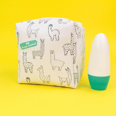 Really Good No Prob-Llama Zipped Case Big