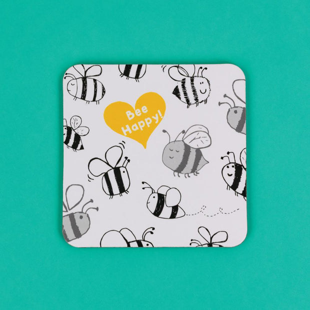 Bee Happy Coaster - GSG24
