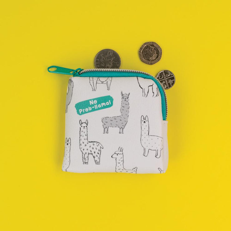 Really Good No Prob-Llama Purse Tiny