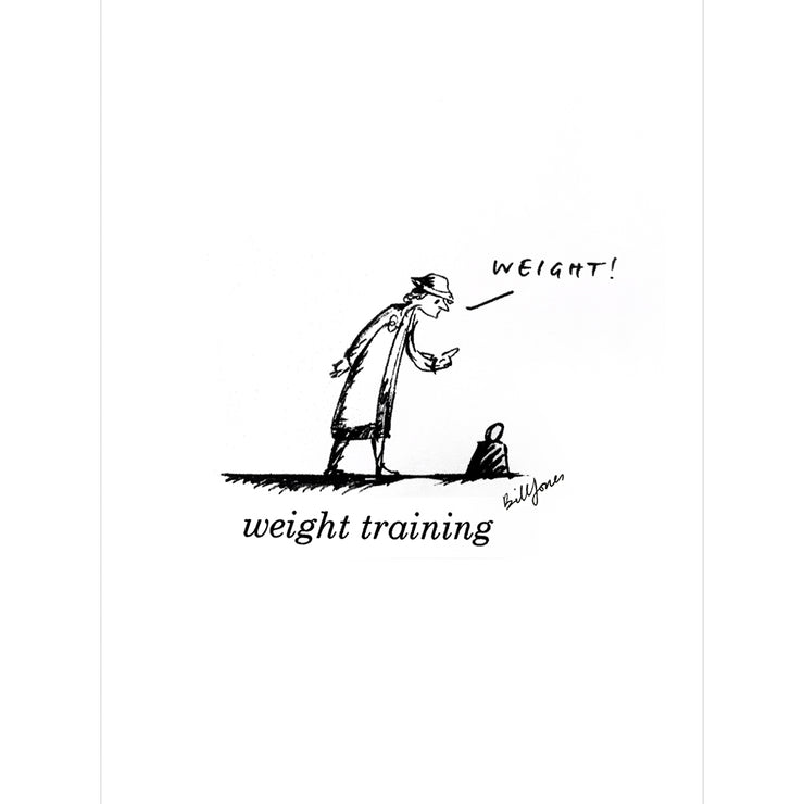 Weight Training - HAWK07