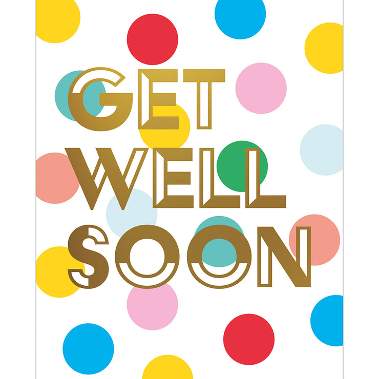 Get Well Soon Card- HOW22