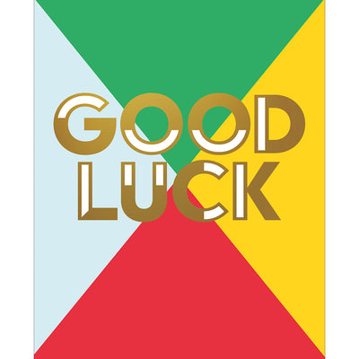 Good Luck - HOW24