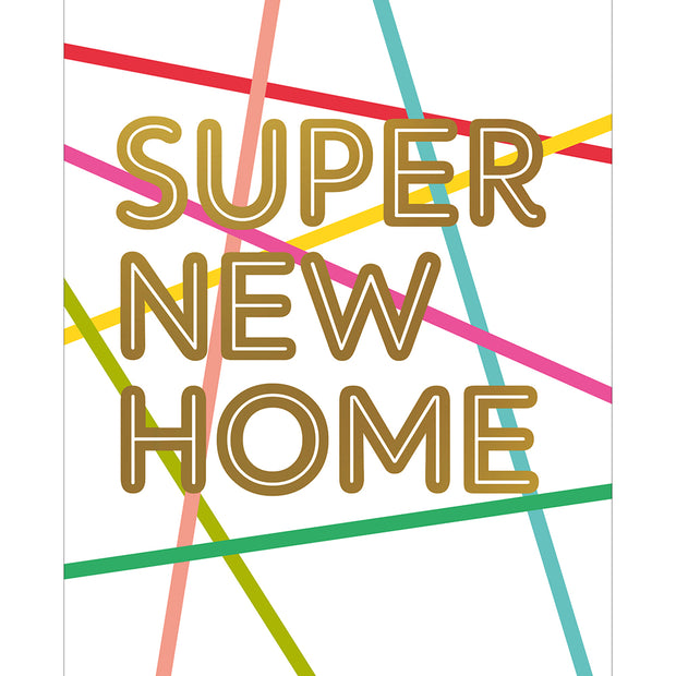 Super New Home - HOW25