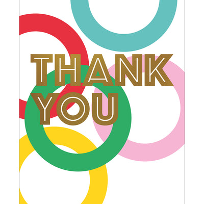 Thank you Card- HOW27