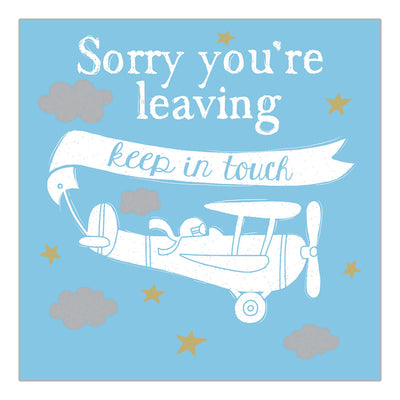 Sorry you're leaving - Plane - IM43