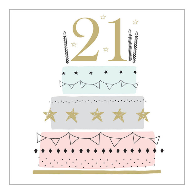 Twenty First - Cake - IM52