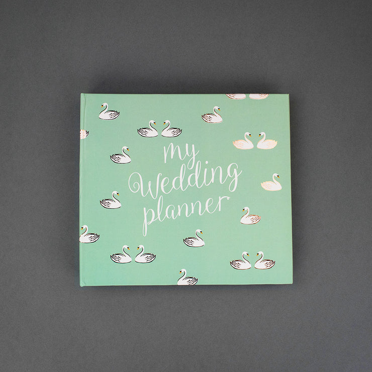 My Wedding Planner Book by Soul