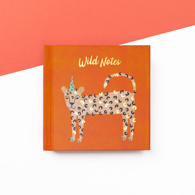 Wild Notes mini notebook - IMMB10