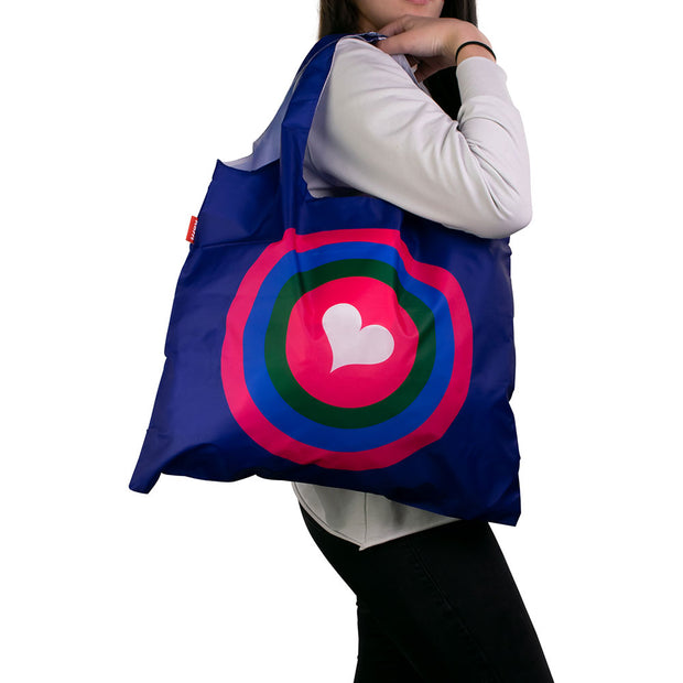 Karri Reusable Shopping Bag - Target Heart - KA06