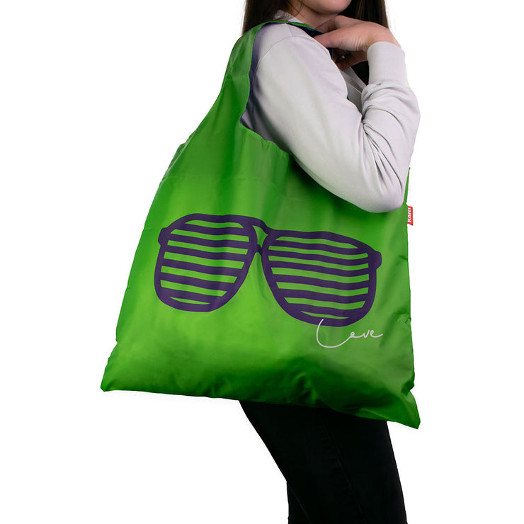 Karri Reusable Shopping Bag - Glasses - KA08