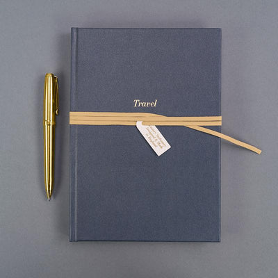Soul Luxury A5 Notebook Navy