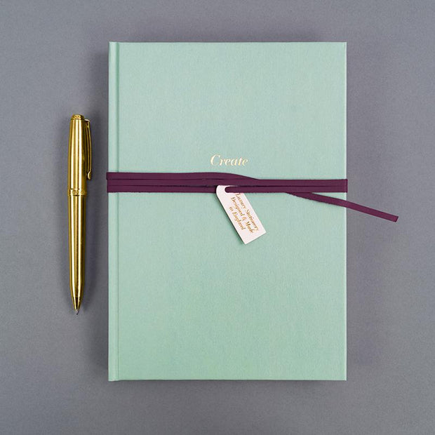 Soul Luxury A5 Notebook Mint