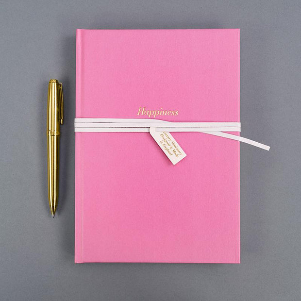 Soul Luxury A5 Notebook Pink