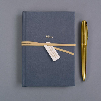 Soul Luxury A6 Notebook Navy