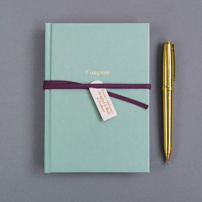 Soul Luxury A6 Notebook Mint