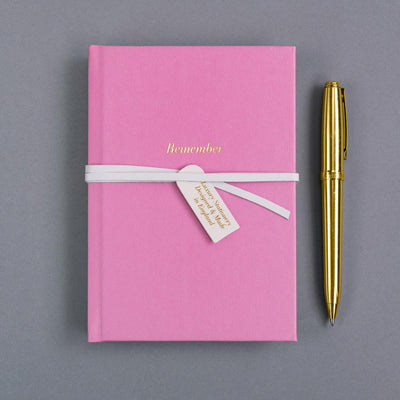 Soul Luxury A6 Notebook Pink