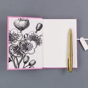 Soul Luxury A6 Notebook Pink Inside