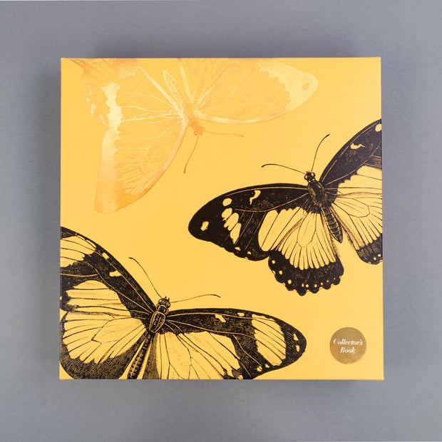 Collector's Book Butterflies by Soul Back