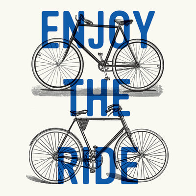 Enjoy the ride Card - PINE03