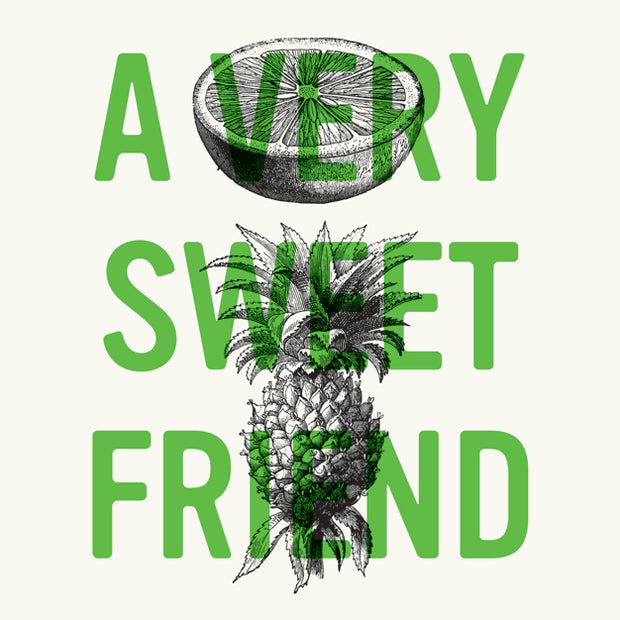 Sweet Friend Card - PINE05