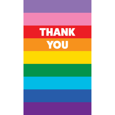 Thank you Card - PRIDE 03