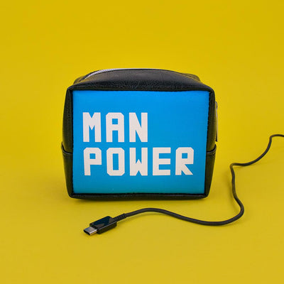 Man Power Charger Bag