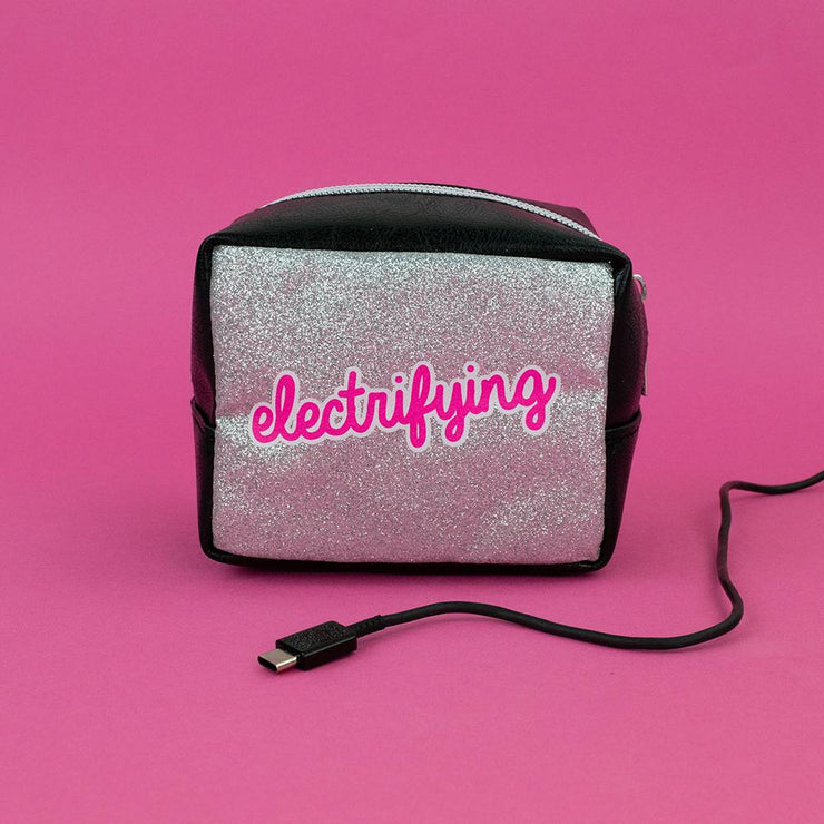 Electrifying Charger Bag