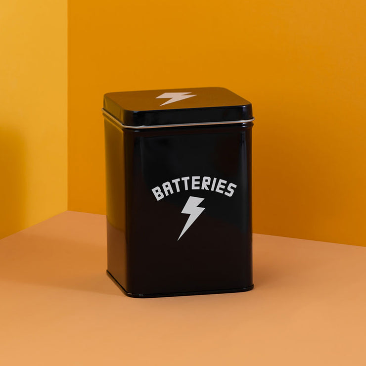 Batteries Storage Tin RGT04