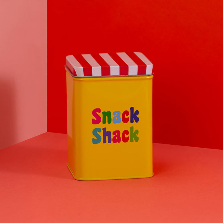 Snack Shack Storage Tin - RGT05
