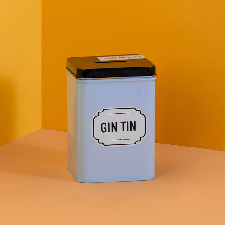 Gin Money Tin - RGT12