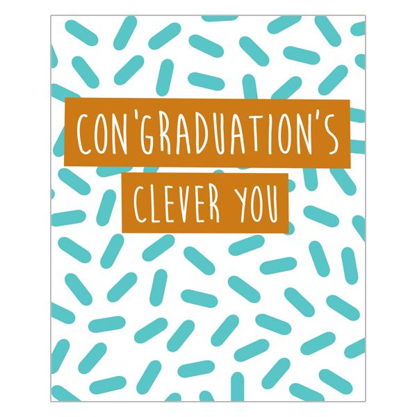 Con'graduations's Clever You
