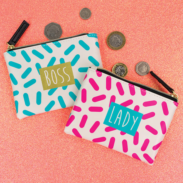 Boss Lady Zip Pouch