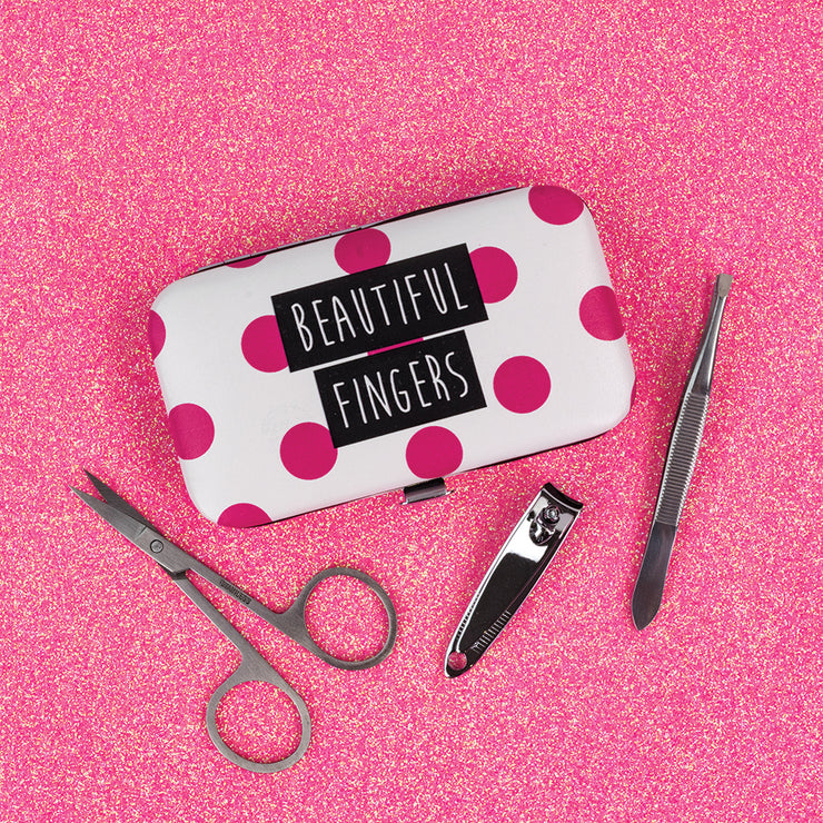 Beautiful Fingers Manicure Set - DECKG58