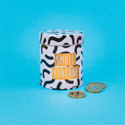 Small Fortune Money Tin - DECKG86