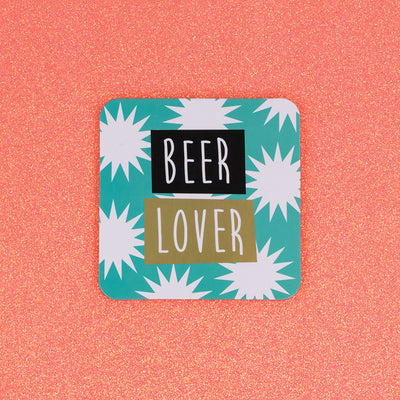 Beer Lover Coaster