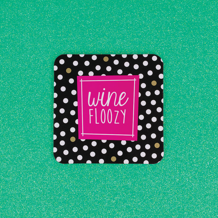 Wine Floozy Coaster - DECKG46