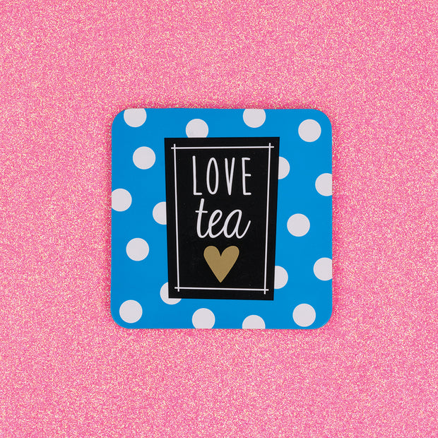 Love Tea Coaster
