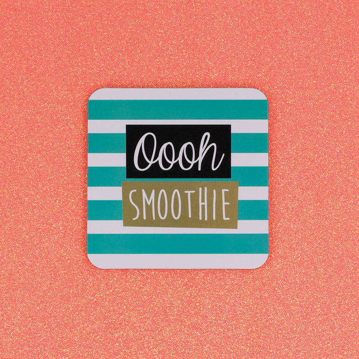 Ooh Smoothie Coaster