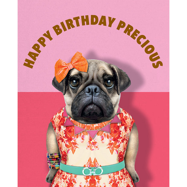 Really Good Happy Birthday Precious Card